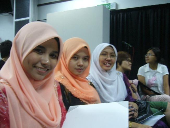 Kami di seminar